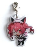 Steins;Gate Faris Nyannyan Fastener Charm Taito Prize