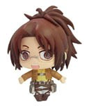 Attack on Titan Hanji Kare Kore Fastener
