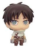 Attack on Titan Eren Cleaning Kare Kore Fastener