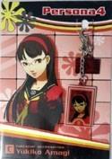 Persona 4 Yukiko Amagi Metal Fastener Charm