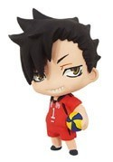 Haikyuu! Kuroo Tetsurou Color Collection Fastener Mascot Charm