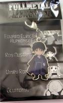 Fullmetal Alchemist Roy
