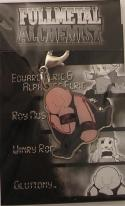 Fullmetal Alchemist Gluttony