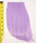 Long Bangs - Lavender Purple