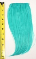 Long Bangs - Seafoam Green