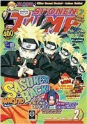 Shonen Jump February 2009 English Manga Magazine