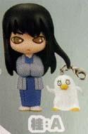 Gintama Prop Plus Petit Katsura and Elizabeth Figure