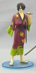 Gintama 4'' Takasugi Portrait Figure
