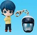 Gundam History Prop Plus Petit Figure and Fastener Kamille Bidan