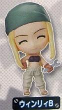 Fullmetal Alchemist 3'' Choco Mint Winry B Figure