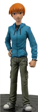 Fruits Basket 6'' Kyo Statue Figure Blue