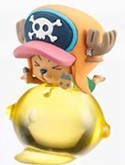 One Piece Petit Chara Land 3'' Figure Chopper Lemon