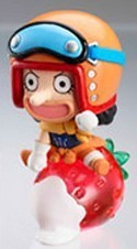 One Piece Petit Chara Land 3'' Figure Ussop