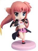 Magical Girl Lyrical Nanoha 3'' Figure Arf