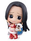 One Piece 3'' Deformaster Series 1 Trading Figure Boa Blushing
