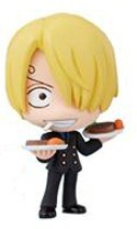 One Piece 3'' Deformaster Series 1 Trading Figure Sanji