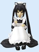 K-On 4'' Banpresto Prize Figure Azusa Maid