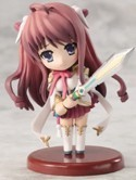 Koihime Musou 3'' Ryuubi Trading Figure