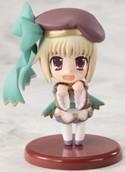 Koihime Musou 3'' Shokatsuryou Trading Figure