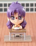 Macross Frontier Petit Chara Land 2'' Nanase Eating Figure