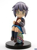 The Melancholy of Suzumiya Haruhi 3'' R-Style Figure Yuki Uniform