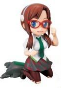 Neon Genesis Evangelion R-Style Mari Kneeling Figure