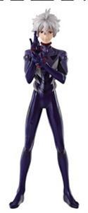Neon Genesis Evangelion 4'' Kaworu Portraits IX Figure