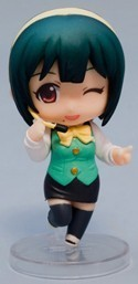 Idolmaster 3'' Otonashi Kotori Trading Figure Nendoroid Petit