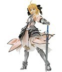 Fate Unlimited 1/8 Scale Saber Lily Figure