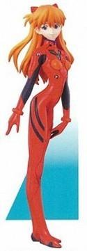 Neon Genesis Evangelion 4'' Asuka Plug Suit Portraits 8 Figure