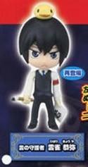 Hitman Reborn 3'' Hibari Gashapon Figure