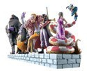 One Piece Log Box Marineford Vol. 1 Shichibukai Line Up Trading Figure