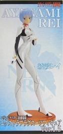 Neon Genesis Evangelion 6'' Rei Prize Figure
