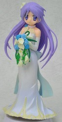 Lucky Star Summer Wedding Prize Figure Kagami