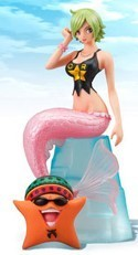 One Piece 5'' New World Keimi Trading Figure