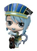 Tiger and Bunny 2'' Blue Rose Deformaster Trading Figure