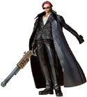 One Piece 6'' Strong World Shanks Figure Figuarts Zero