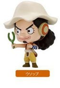 One Piece 3'' Deformaster Series 4 Trading Figure New World Ussop