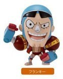 One Piece 3'' Deformaster Series 4 Trading Figure New World Franky