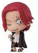 One Piece 3'' Deformaster Series 2 Trading Figure Shanks