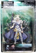 Final Fantasy Dissidia 5'' Cecil Harvey Figure Bubble Packed