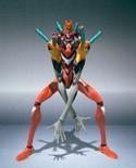 Neon Gensis Evangelion Robot Spirits #77 Eva 02 Beast Mode Ver.