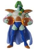 Dragonball Z Chozokei Dameshi 3'' Zarbon Figure