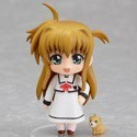 Magical Girl Lyrical Nanoha 3'' Nendoroid Petit Arisa Figure