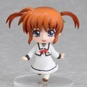 Magical Girl Lyrical Nanoha 3'' Nendoroid Petit Nanoha Figure