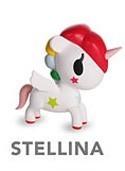 Tokidoki 3'' Unicorno Trading Figure Stellina