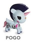 Tokidoki 3'' Unicorno Trading Pogo