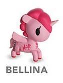 Tokidoki 3'' Unicorno Trading Bellina