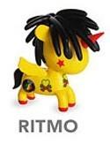 Tokidoki 3'' Unicorno Trading Ritmo