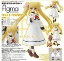 Magical Girl Lyrical Nanoha 6'' Fate Testarossa Uniform Ver. Figma Figure